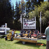 Go Kart Display at the Annual Omokoroa Mower Racing Day
